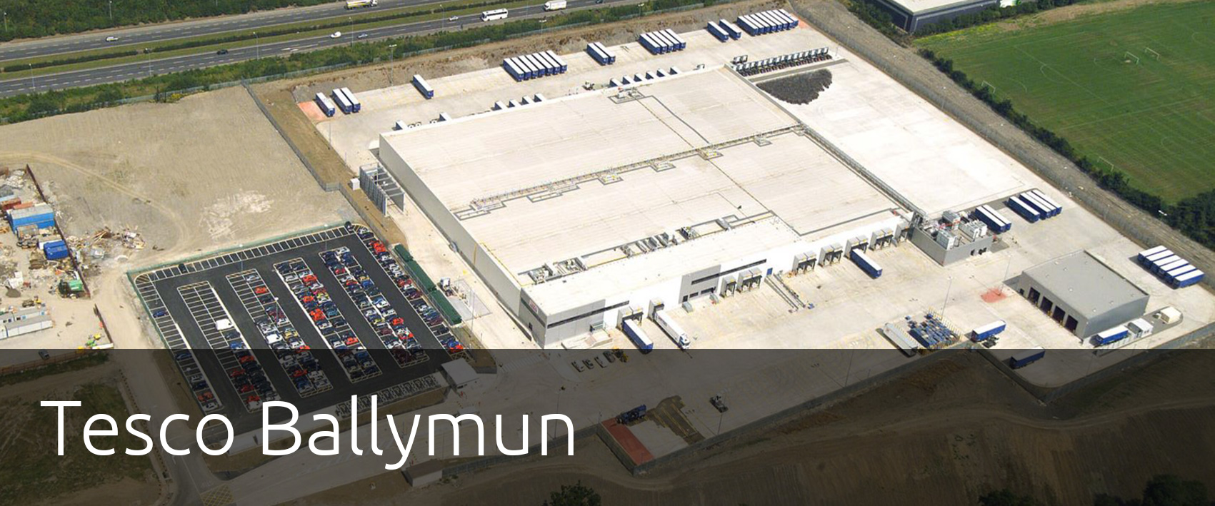 Tesco Ballymun by Mannings